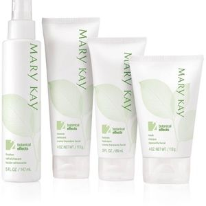 Botanical Effects Skin Care Four-Piece Set